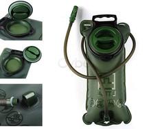 Bicycle Mouth Hydration Hiking Climbing Transparent TPU 2L Sports Water Bladder Bag New Free shipping 34(China (Mainland))