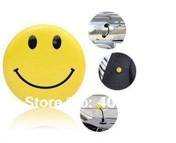 wholesale smile face mini invisible pinhole camera,security camera 10pcs/lot