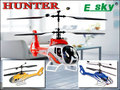 "ESKY 4CH LAMA V7 HUNTER RTF 000052 HMz Gift box Ready-to-fly /RC Helicopter with ""4 in 1"" Controller 