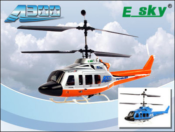 "ESKY 4CH LAMA A300 MHZ Gift Box 002774 Heli Kit Ready-to-fly|4-channel Transmitter+ ""4in1""Controller(W/Gyro,Mixer,ESC,Receiver)"
