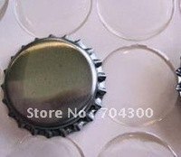 1000pcs/lot 3D DOME CIRCLE 1 inch round clear epoxy sticker for DIY Bottle cap sticker Self Adhesive Resin Dots stickers