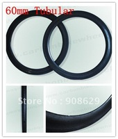 [FREE SHIPPING  ]700c carbon ROAD  bicycle tubular  rim -60mm depth,20.5mm width