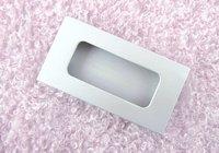 10PCS/LOT Home Hardware Aluminum Alloy dark handle sliding door handle drawer pulls(C.C.:64mm,Length:80mm)