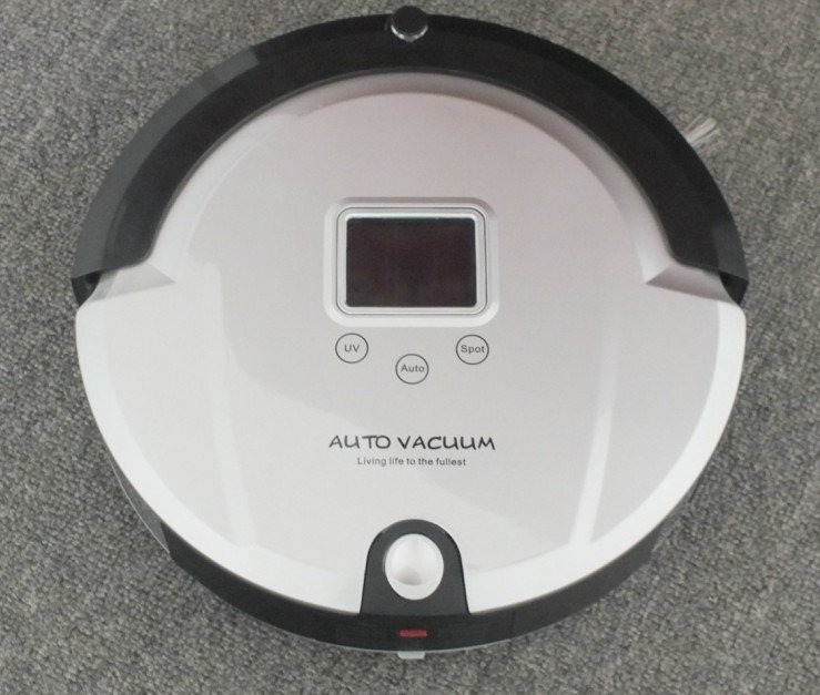 Only for Russia High Intelligent Auto Seek Dust Working 2 Hours Robot Scooba Vacuum cleaner