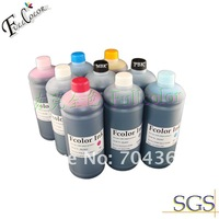 Free shipping  9000ml a lot .high quality printer refill photo pigment ink for epson R3000 inkjet ink