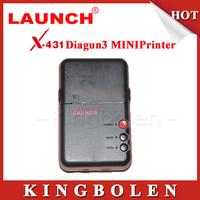 2014 High Quality Original Launch X431 Diagun Mini Printer Diagun III MINI Printer Free Shipping