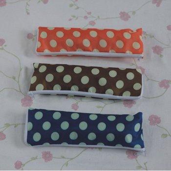 1 piece classic dots pattern  foldable mini portable umbrella