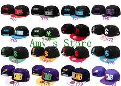 Cheap Ymcmb snapback hat baseball caps Obey snapback hat Supreme Snapback Hats Last Kings caps Favorable prices,Free Shipping(China (Mainland))