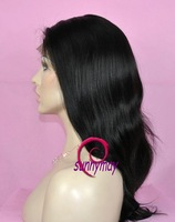 2012 Hot Selling Indian Remy Human Hair Full Lace Wigs