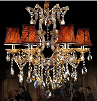 NEW MARIA THERESA COLLECTION ALL CRYSTAL CHANDELIERS 6 LIGHTS FIXTURE SILVER  Guaranteed100%+Free shipping!