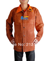 Leather Welding Aprons Cow Split Leather Welding Jackets