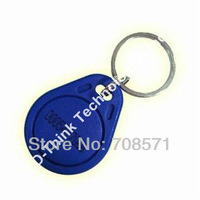 Hotel low frequency passive rfid keyfob withT5577 can use to copy EM4100 cards or keyfobs