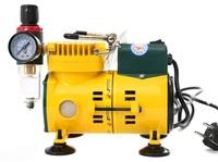 YEHONG Mini Air Compressor AC-108B, Tankless, High-Porformance, Oil-less & Quiet