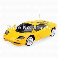 China 1/28 scale mini z  radio control car painted body