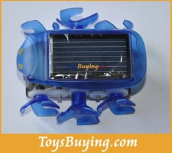 wholesale 100pcs/lot Solar bionic rover solar power mini car 2012 NEW!+ Fedex/EMS free shipping(China (Mainland))