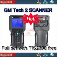without balck plstic box  High quality  GM Tech2  Diagnostic tool, gm tech-2 pro kit (candi & tis) for GM, SAAB ,OPEL SUZUKI .