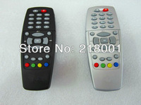 Free shipping Wholesale New Remote Control forDM500S/C/T 518 528 Satellite Receiver Remote control black and silver