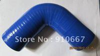 inner diameter 51mm 90 degree silicone hose for coupler transition turbo