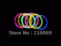 Direct manufacturers glow bracelets 5*200mm  100pcs/tube