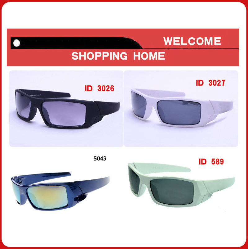 Free shipping Hot sale sun glasses gas can sports sunglasses bicycle sunglasses cycling sunglasses colors(China (Mainland))