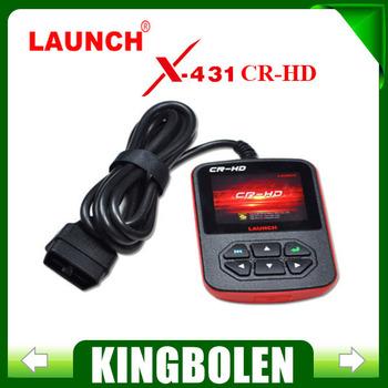 100% Original Launch Creader CR-HD Heavy Duty Code Scanner Launch CR HD Truck Code Scanner