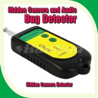 LED Frequency Display Hidden Camera and Audio Bug Detector,Distinguish Camera, Bug and Cellular phone. Free Shipping.