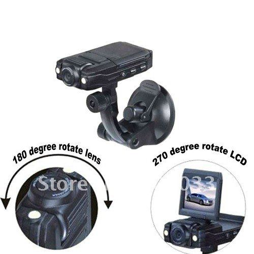 P5000 CAR DVR HD Taiwan TFT LCD Vehicle DVR TOP-P5000(China (Mainland))