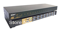 16 Port PS/2  KVM SWITCH (with OSD) Auto with cable CKL-9116P