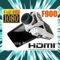 "F900 FULL HD 1080P Car DVR Dashboard camera 2.5"" LCD Vehicle driving recorder 5.0M CMOS Video cam Digital zoom carcam F900LHD"