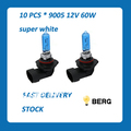 10PCS*Auto Fog Light HB3 9005 Xenon super white Car Light Bulb,Fast delivery,Quality guarantee