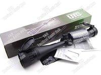 Leapers UTG 4-16x50AO Rifle Scope, Illuminated Red/Green Mil-Dot Reticle, Zero Lock/Reset+Free shipping(SKU12020041)