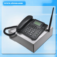 Low shipping cost  GSM cordless phone Etross-6288 ( GSM850/900/1800/1900MHz)