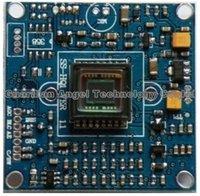 Free Shipping 1/3 Sony CCD 540TVL(3172+639) CCTV  Board Camera