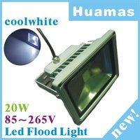 20W 85-265V RGB Flood LED Light Projection lamb Flash Landscape Floodlight Outdoor Color Change Free Shipping