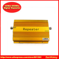 2000square Meter CDMA980 850MHz Signal Repeater Cell Phone Signal Amplifier Booster Free Shipping