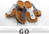 2013 New Arrival! Lovers beach shoes, BOKEN cork slippers, Summer style,Flip Flops