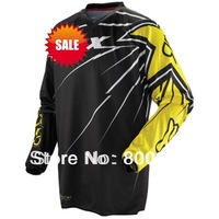 No.6041 2012 HC Rockstar jersey/ MX  MTB DH 360 Jersey/Cycling Bicycle cycle Motorcross sports Jersey Bike Wear Clothing