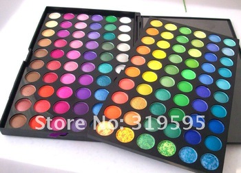 Fashion 120 Color EyeShadow Palette Makeup eye shadow palette Freeshipping