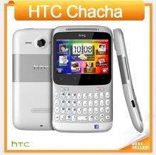G16 Original Unlocked HTC ChaCha A810 Mobile phone 3G GPS WIFI 5MP Qwerty keyboard Free Shipping(China (Mainland))