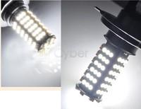 Free Shipping  H4 LED 3528 102 SMD Cool White Headlight Bulb Car Head Light 12V DC New B19