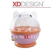 Intelligent Electric Egg Cooker, Cartoon Appearance [Bear], Egg-Boiler, Egg Steamer, Anti-dry-heating