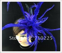 Mixed color can be chosen sinamay fascinator hats ,fashion feather hair accessories ,Very nice,Free shipping!GIT-F058