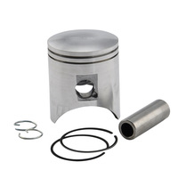 NSR250 Piston & Piston Rings Kit Motorcycle Cylinder Piston Set for NSR 250 STD Standard Bore Size 54mm New