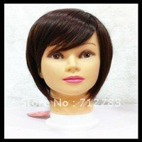 Free shipping for MIN ORDER USD15  synthetic  straight  hair wig 2T33