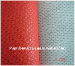 cross design pp spun bonded non-woven fabric(China (Mainland))
