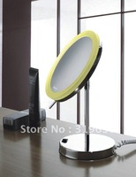 Hot sale wholesale fashionable bathroom in wall make up mirror /8&quot; shaving &amp; cosmetic mirror -8300