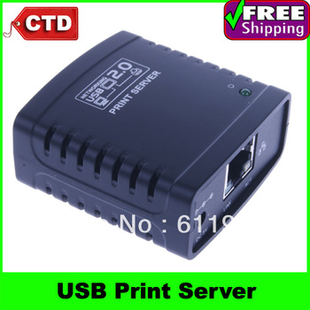 USB Print Server for Small or Homes Offices