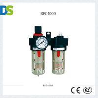 Pneumatic Air Filter+regulator+lubricator A/B series air combination,BFC4000,made in China