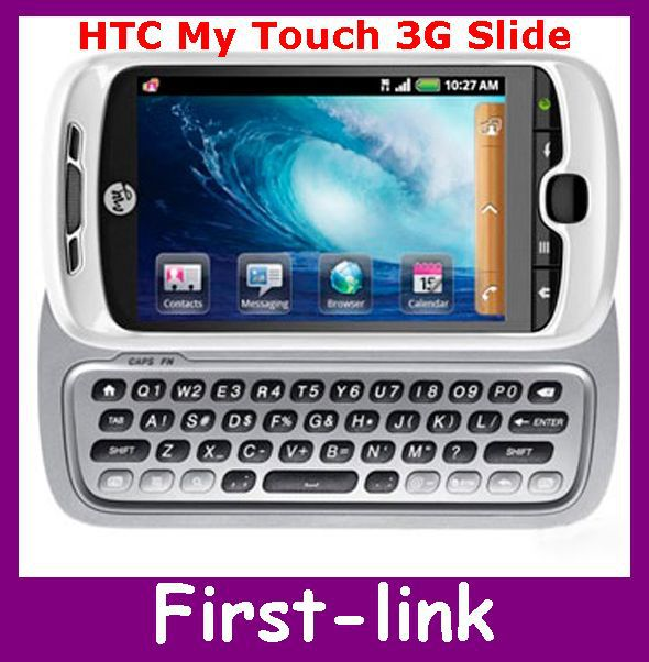 12 monrths warranty Original HTC MyTouch 3G Android GPS WIFI 3.15MP Unlocked Mobile Phone Free Shipping!!!(China (Mainland))