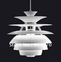 Big Bomb PROMOTION Hot Selling Wholesale D400mm Louis Poulsen PH Snowball Lamp Denmark Modern Pendant Light By Poul Henningsen